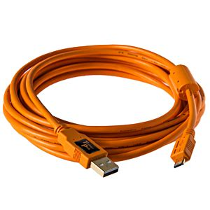 Tetherplus Usb 20 Micro B 5 Pin Cable 30 Cm tetherpro usb 2 0 a to micro b 5 pin 15 4 6m orange slach bildtechnik