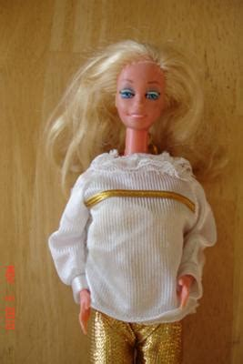 answered questions about barbie dolls after 1975