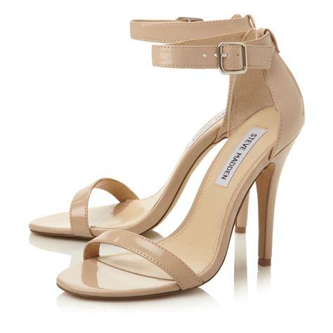 steve madden heel sandals steve madden realove buckle ankle stiletto sandals