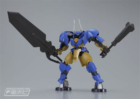 Hg Helmwige Reincar Bandai hg 1 144 helmwige reincar sle images by dengeki hobby gundam kits collection news and reviews