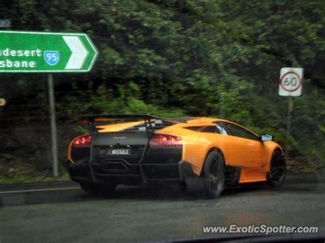 Brisbane Lamborghini Lamborghini Murcielago Spotted In Brisbane Australia On