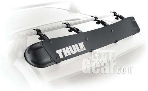 wind fairing for thule car roof racks
