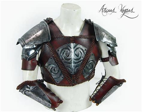 Arrow True Armor best 25 viking armor ideas on leather armor viking warrior and larp armor