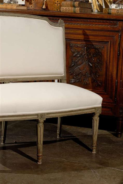 Settee Bench With Back settee bench with back at 1stdibs