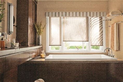 modern interior bathroom window treatments window treatments contemporary bathroom atlanta by