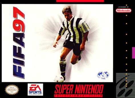 play fifa '97 gold edition nintendo super nes online