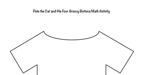 D Shirts And Pete The Cats On Pinterest Pete The Cat Shirt Template