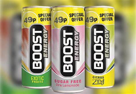 booster c energy drink busy boost scottish grocer convenience retailer
