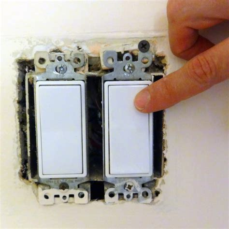 installing a new light switch diy