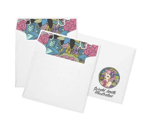 envelope pattern inside nextdayflyers introduces full color custom envelopes for