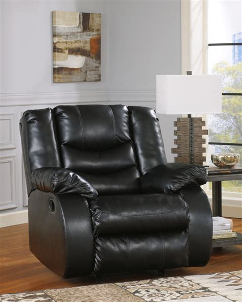 view  living room furniture selection