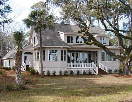 river house coastal home plans
