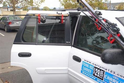 porta snowboard auto portable car rack for skiis poles snowboards fishing