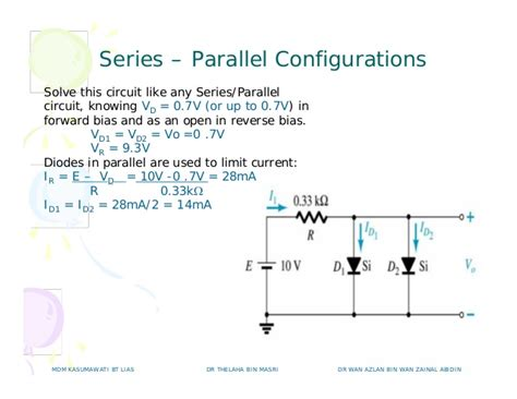 diodes in parallel problems diodes in parallel problems 28 images my circuit is leaking voltage what diodes methods can
