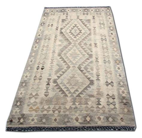 traditional afghan rugs afghan kilim rug with traditional elements at 1stdibs