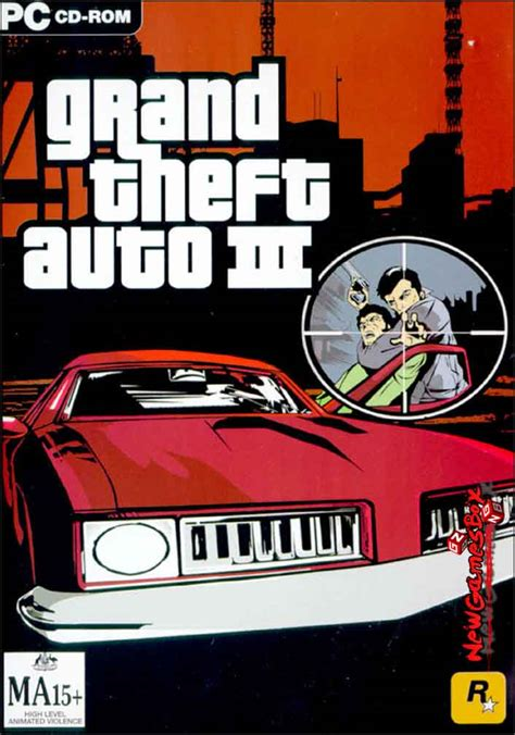 Grandtheft Auto 3 by Grand Theft Auto Iii Free Gta 3 Pc