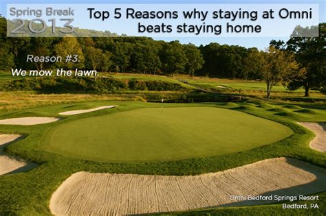 top  reasons  spring break  omni beats staying home