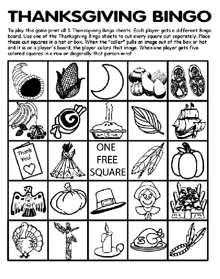 crayola thanksgiving coloring pages printables thanksgiving bingo board no 3 coloring page crayola com