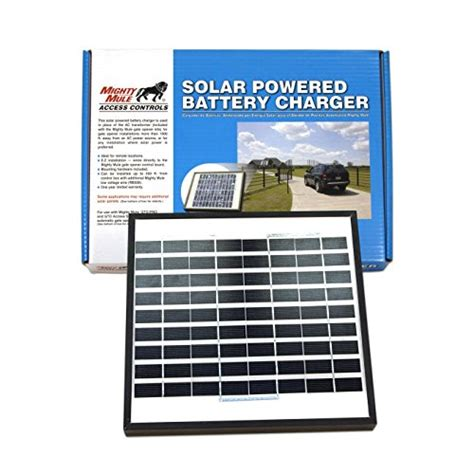 best solar panel deals best deals 10 watt solar panel kit fm123 for mighty mule automatic gate openers budkoo