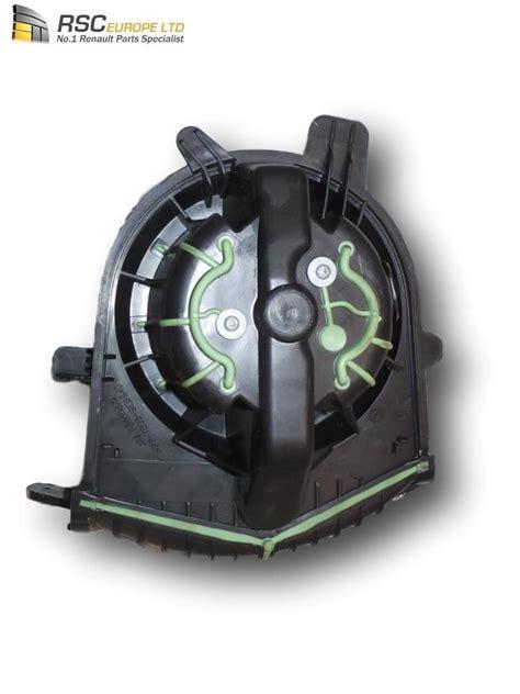 Blower Fan Motor renault scenic ii heater blower fan motor used 7701056598 air con
