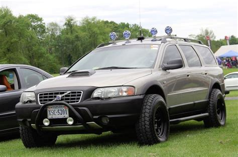 xc set  backcountry action spotted  carlisle  event  road volvos pinterest