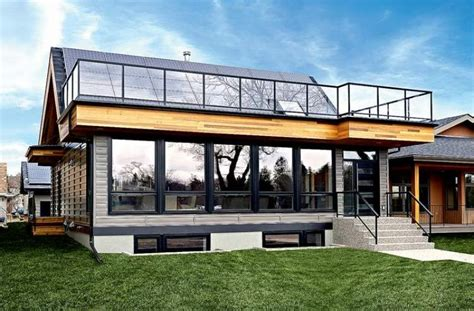Pole Barn Houses Mike Holmes Net Zero House A Big Plus In The Long Term