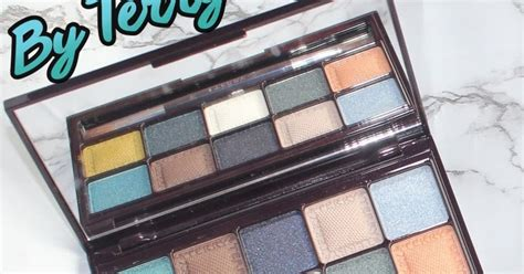 by terry magneteyes eye designer palette photos swatch by terry eye designer palette 3 magnet eyes review