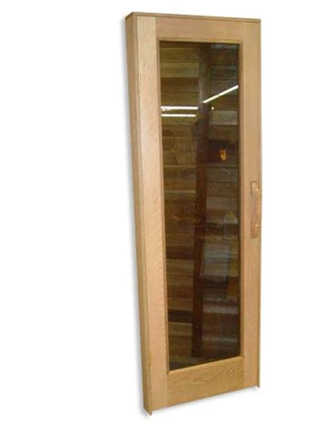 Sauna Door Custom Made Glass Type F Dreamsauna Dreamsauna Glass Sauna Door