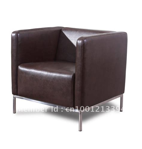 Modern Sofa Chairs Aliexpress Buy Modern Furniture Living Room Fabric Bond Leather Sofa Sofa Chair One