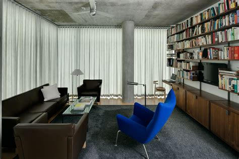 high rise apartment vinci hamp architects