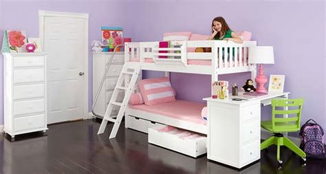 bedroom source bunk beds making room for the magic with maxtrix the bedroom source