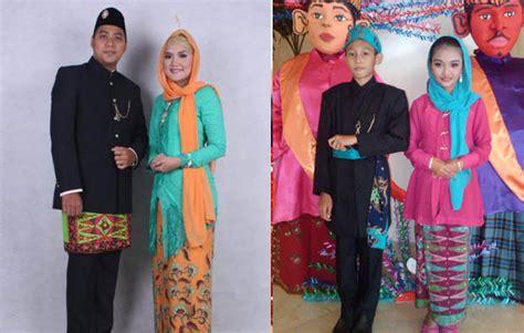 Baju Adat Betawi Anak filosofi 3 pakaian adat betawi pernikahan salah satunya
