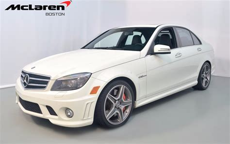 Mercedes C63 For Sale by 2011 Mercedes C Class C63 Amg For Sale In Norwell Ma