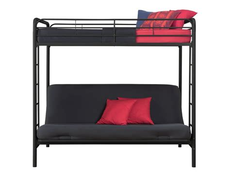 Bunk Beds With Futon Underneath by Top 9 Best Loft Beds With Underneath For Teenagers