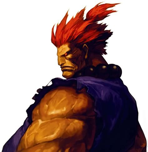 Fighter Profile 4 Murkrow gouki akuma fighters second take character profile writeups org