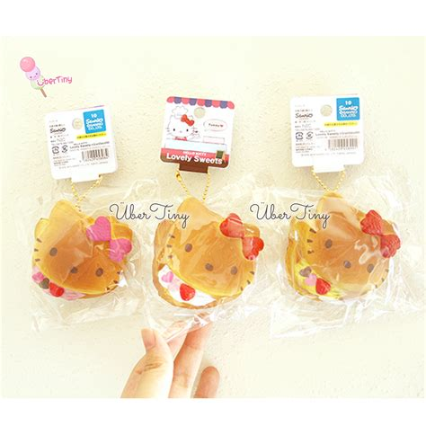 Squishy Licensed Squishy Bunny Pancake Original hello pancake squishy lovely cafe licensed 183 uber tiny 183 store