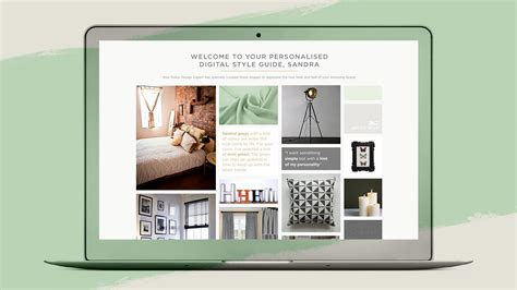 home design style guide dulux launches uk s first online interior design service