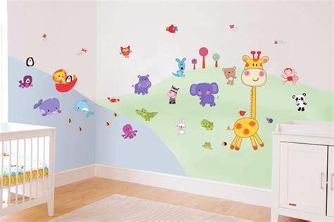 wandgestaltung babyzimmer niedliche babyzimmer wandgestaltung inspirierende