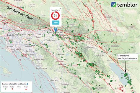 san andreas fault images san andreas fault map www pixshark images