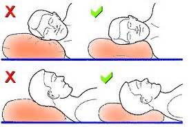 best sleeping to avoid neck and back