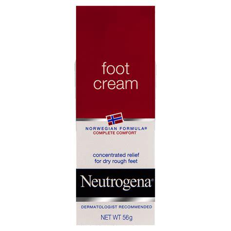 neutrogena comfort cream norwegian formula foot cream neutrogena 174 australia