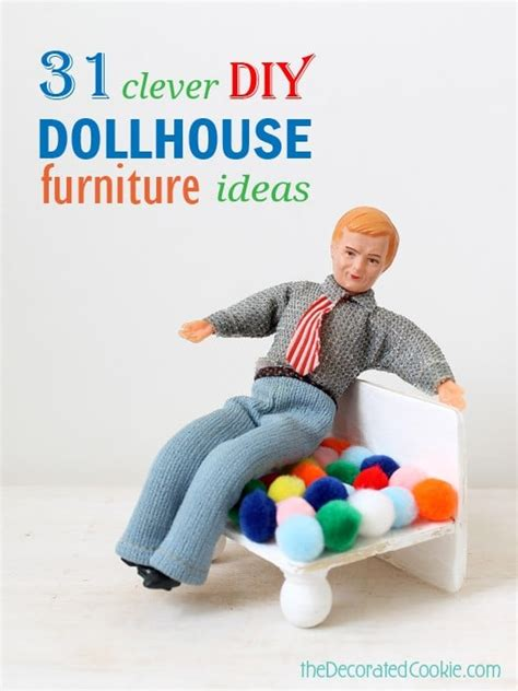 doll house furniture diy diy dollhouse furniture