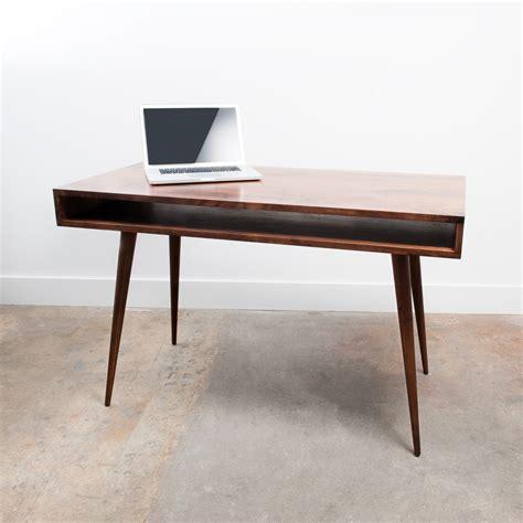 mid century modern desk l mid century desk 48 quot long the jeremiah collection