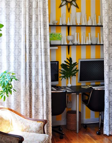Office Door Curtains 5 Ways To Use Fabric Doors In Your Home