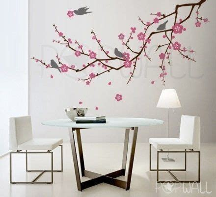 wall stickers cherry blossom tree tree birds flower cherry blossom tree branch wall