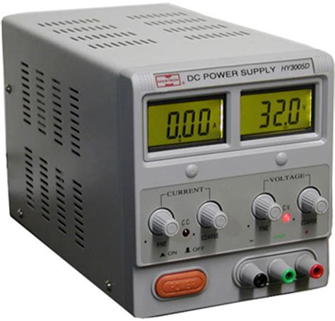 variable bench power supply power supplies gt bench top singles gt variable dc power supply hy3005