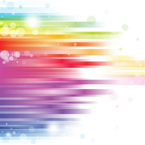 abstract rainbow background vector  vector graphics