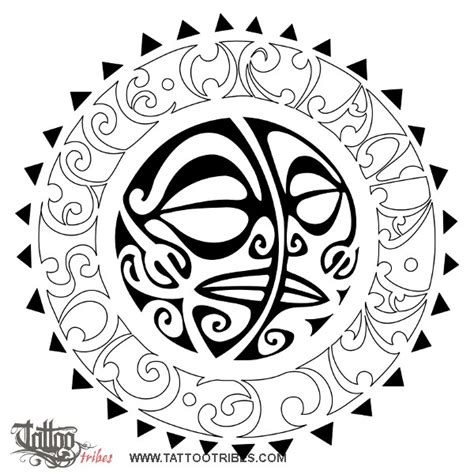 tattoo of sun moon union tattoo custom tattoo designs