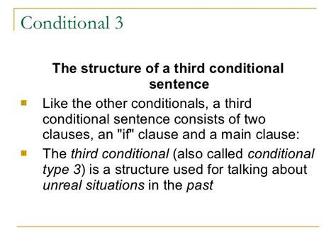quot conditionals conditional 3