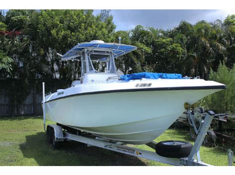 fountain sportfish boats for sale fountain 27 sportfish boats for sale in florida
